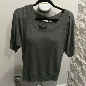 🔥 2 for $20 Classic Grey lightweight top